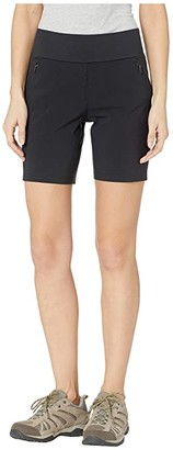 Columbia Bryce Canyon Hybrid Shorts (Black) Women's Shorts