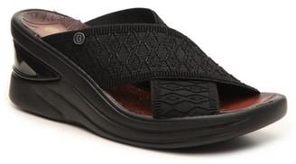 Bzees Vista Wedge Sandal