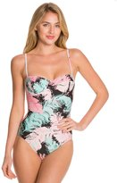 Kate Spade Harbour Island Underwire One Piece Swimsuit 8126525