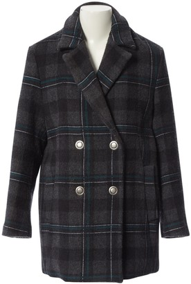 Maison Margiela Grey Wool Coats