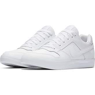 Nike SB DELTA FORCE VULC, Men's skateboarding shoes, White (White / White / White 112), 6 UK (40 EU)