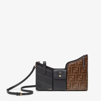 Fendi 3-Pocket Mini Bag