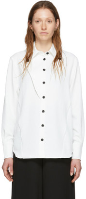 Proenza Schouler Off-White White Label Button-Down Shirt