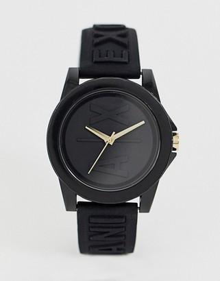 Armani Exchange AX4369 Lady Banks silicone watch
