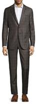 Isaia Notch Lapel Suit
