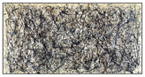 McGaw Graphics Jackson Pollock- One, Number 31