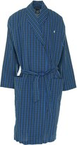 Ralph Lauren Sleepwear Plaid Woven Robe Harwich Plaid L/XL