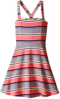 Toobydoo Tank Skater Dress (Toddler/Little Kids/Big Kids)