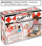 Melissa & Doug Kids' Order Up! Diner Play Set