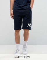 Majestic Yankees Shorts Exclusive To Asos