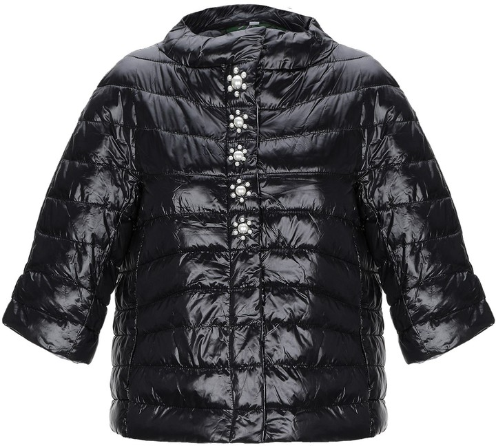 Bini Como Synthetic Down Jackets - Item 41895011AS