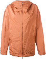 Jil Sander zipped jacket - women - Silk/Polyester/Cupro - 32