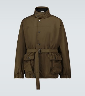 Dries Van Noten Nylon parka jacket