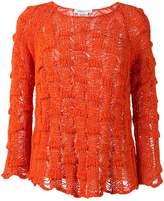 Lamberto Losani chunky knit jumper