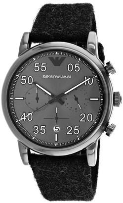 Giorgio Armani Men's Luigi Watch