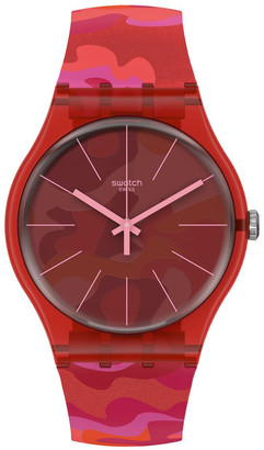 Swatch Camouflash Watch