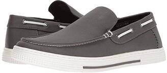 Kenneth Cole Reaction Ankir Slip-On B (Dark Grey) Men's Slip on Shoes