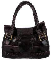 Valentino Leather Historie Bag