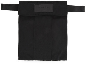 Fumito Ganryu Black 3-Way Military Pouch