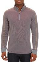 Robert Graham Poole Stripe Half-Zip Pullover