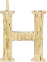 Chloé Alphabet H pendant