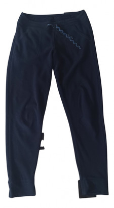 Patagonia Blue Polyester Trousers
