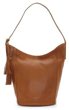Lucky Brand Mak Leather Shoulder Bag