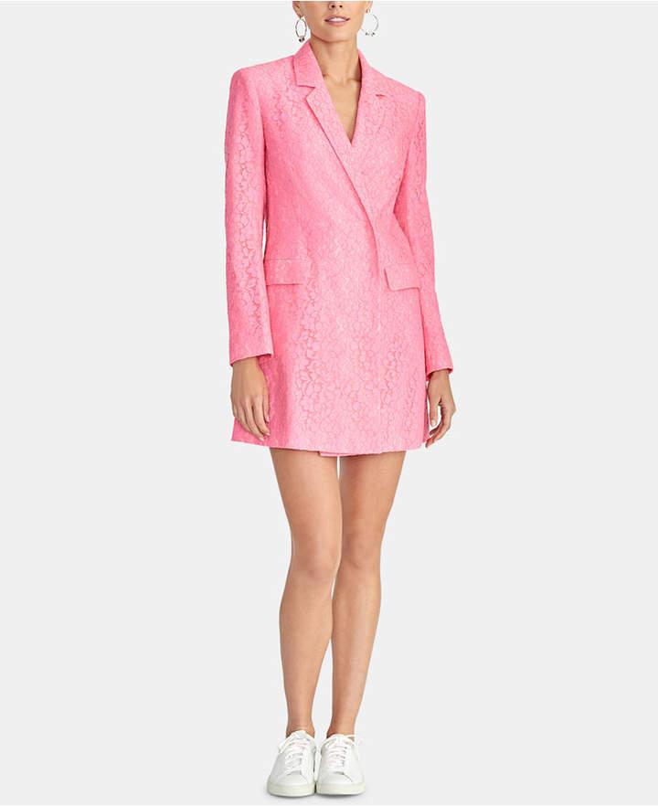 Rachel Roy Darla Lace Blazer Dress