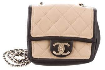 Chanel Mini Graphic Flap Bag