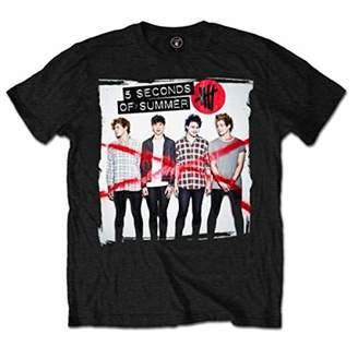 5 Seconds Of Summer Men's Album Cover 1 M T-Shirt