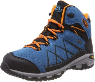 Bruetting Unisex Adults' Kansas High Rise Hiking Shoes