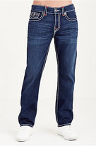 True Religion Hand Picked Straight Flap Super T Mens Jean