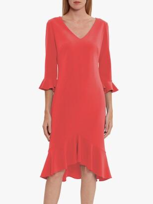Gina Bacconi Daphne Midi Dress