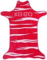 Kenzo Printed Cotton Sponge Towel