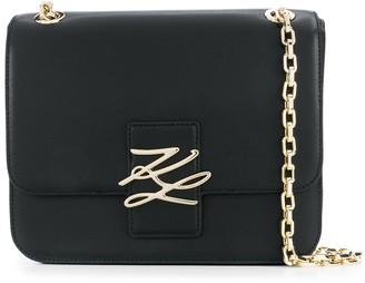 Karl Lagerfeld Paris K/Autograph Shoulder bag