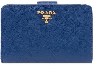 Prada Medium Saffiano Leather Wallet