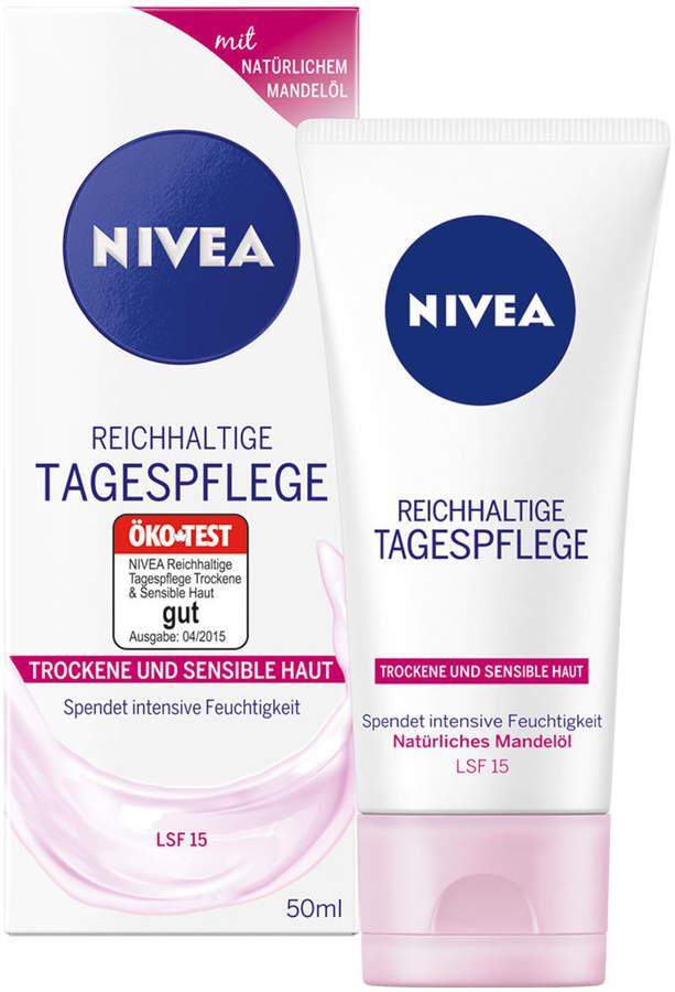 Nivea Rich Day Cream by 50ml Cream)