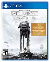 Electronic Arts Star Wars Battlefront Ultimate Edition (PlayStation 4)