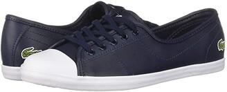 Lacoste Ziane BL 1 (Navy 2) Women's Shoes