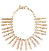 'Cleopatra' Fringe Collar Necklace