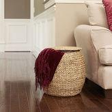 Household Essentials Round Wicker Basket