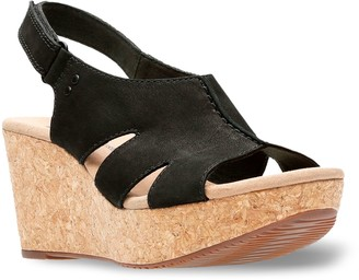 Clarks Annadel Bari Women's Platform Wedge Sandals