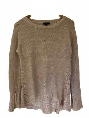 J.Crew Pink Linen Knitwear for Women