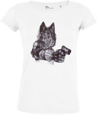 Jane Lee Mccracken Revenge Women'S T-Shirt