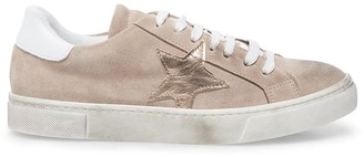 Steve Madden Rubie Taupe Suede