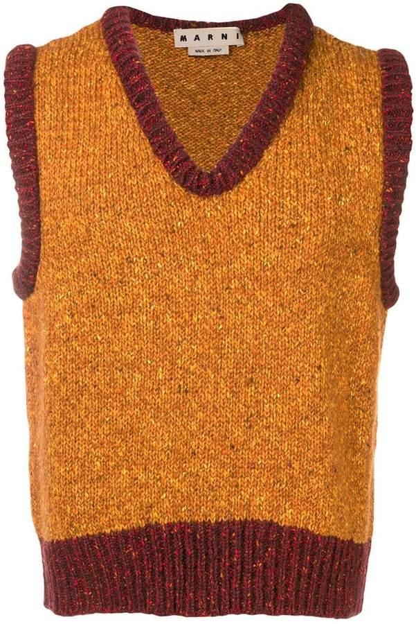 Marni sleeveless sweater