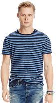 Polo Ralph Lauren Striped Indigo Jersey T-Shirt