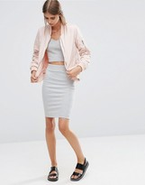 Vila Wake Pencil Skirt