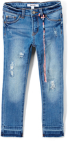 DKNY Blue Jay Olivia Skinny Jeans - Girls