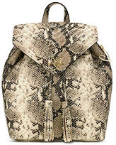 Victoria's Secret Victorias Secret V-Quilt Wild Python Angel Backpack